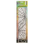 Ranger Ink - Dylusions Clear Acrylic Stamp and Stencil - Large - Cobweb