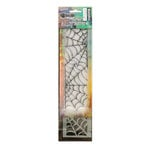 Ranger Ink - Dylusions Clear Acrylic Stamp and Stencil - Small - Cobweb