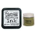 Ranger Ink - Tim Holtz - Distress Embossing Glaze and Clear Embossing Ink Pad - Peeled Paint