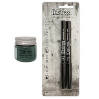 Ranger Ink - Tim Holtz - Distress Embossing Glaze and Embossing Pen Set - Rustic Wilderness