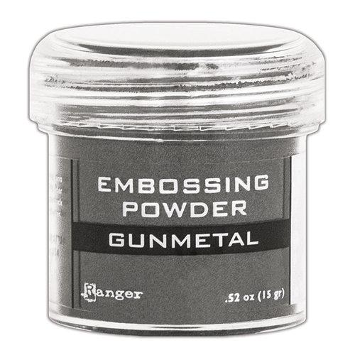 Ranger Ink - Embossing Powder - Gunmetal Metallic