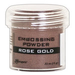 Ranger Ink - Embossing Powder - Rose Gold Metallic