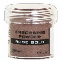 Ranger Ink - Embossing Powder - Rose Gold Metallic