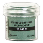 Ranger Ink - Embossing Powder - Sage Metallic