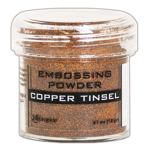 Ranger Ink - Embossing Powder - Copper Tinsel