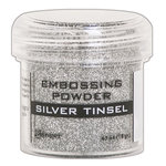 Ranger Ink - Embossing Powder - Silver Tinsel