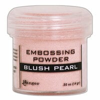 Ranger Ink - Embossing Powder - Blush Pearl