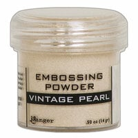 Ranger Ink - Embossing Powder - Vintage Pearl