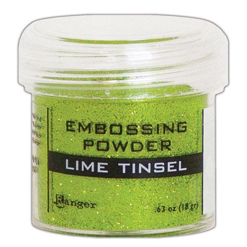 Ranger Ink - Embossing Powder - Lime Tinsel