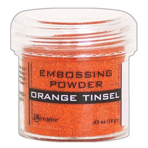Ranger Ink - Embossing Powder - Orange Tinsel