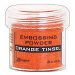 Ranger Ink - Embossing Powder - Orange Tinsel