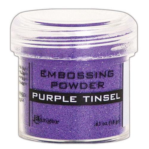 Ranger Ink - Embossing Powder - Purple Tinsel