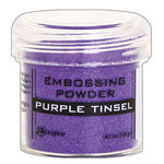 Ranger Ink - Embossing Powder - Purple Tinsel