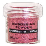 Ranger Ink - Embossing Powder - Raspberry Tinsel