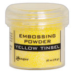 Ranger Ink - Embossing Powder - Yellow Tinsel