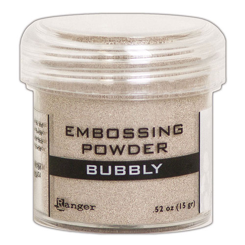 Ranger Ink - Embossing Powder - Bubbly Metallic