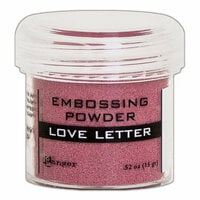 Ranger Ink - Embossing Powder - Love Letter Metallic