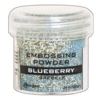 Ranger Ink - Speckle Embossing Powder - Blueberry