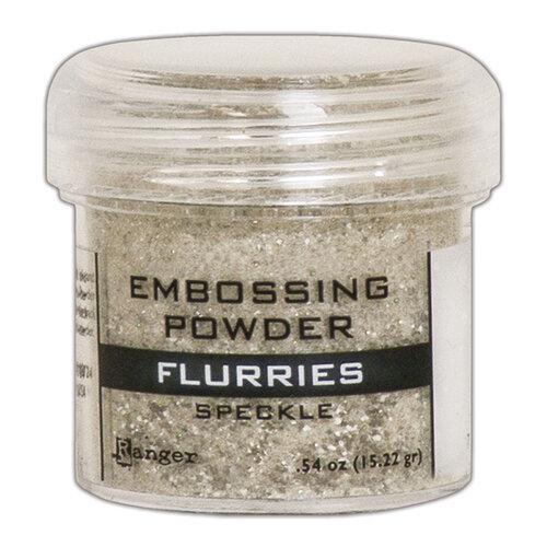 Ranger Ink - Speckle Embossing Powder - Flurries