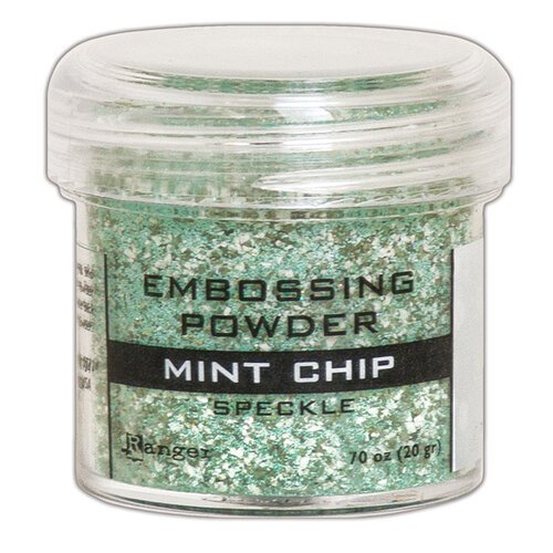 Ranger Ink - Speckle Embossing Powder - Mint Chip