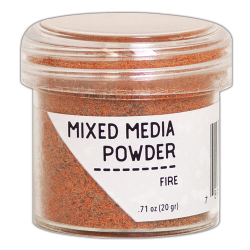Ranger Ink - Mixed Media Powder - Fire