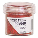 Ranger Ink - Mixed Media Powder - Scarlet