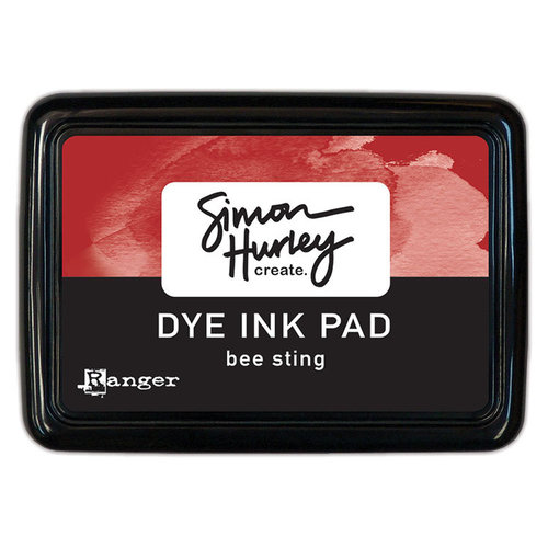 Ranger Ink - Simon Hurley - Dye Ink Pad - Bee Sting