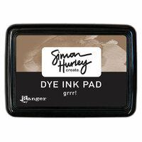 Ranger Ink - Simon Hurley - Dye Ink Pad - Grrr
