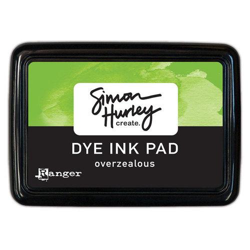 Ranger Ink - Simon Hurley - Dye Ink Pad - Overzealous