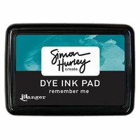 Ranger Ink - Simon Hurley - Dye Ink Pad - Remember Me