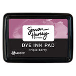 Ranger Ink - Simon Hurley - Dye Ink Pad - Triple Berry