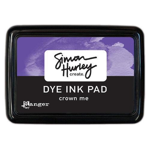 Ranger Ink - Simon Hurley - Dye Ink Pad - Crown Me