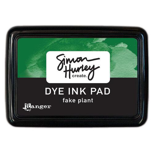 Ranger Ink - Simon Hurley - Dye Ink Pads - Fake Plant