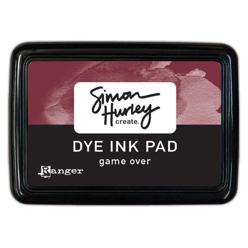 Ranger Ink - Simon Hurley - Dye Ink Pads - Game Over