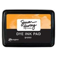 Ranger Ink - Simon Hurley - Dye Ink Pad - Guppy