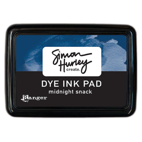 Ranger Ink - Simon Hurley - Dye Ink Pads - Midnight Snack