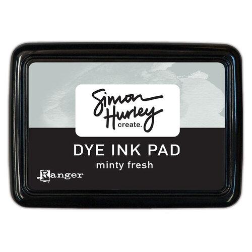 Ranger Ink - Simon Hurley - Dye Ink Pad - Minty Fresh