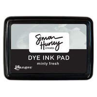 Ranger Ink - Simon Hurley - Dye Ink Pad - Minty Fresh