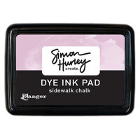 Ranger Ink - Simon Hurley - Dye Ink Pad - Sidewalk Chalk