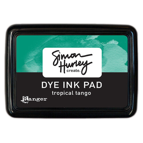 Ranger Ink - Simon Hurley - Dye Ink Pad - Tropical Tango