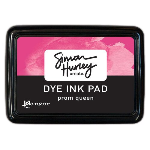 Ranger Ink - Simon Hurley - Dye Ink Pad - Prom Queen