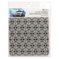 Ranger Ink - Simon Hurley - Cling Mounted Rubber Stamps - Jewel Heist