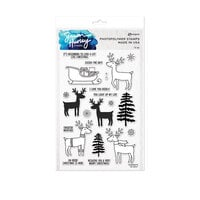 Ranger Ink - Simon Hurley - Clear Photopolymer Stamps - Oh Deer!