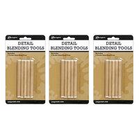 Ranger Ink - Detail Blending Tools - 3 Pack