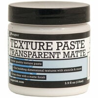 Ranger Ink - Texture Paste - Transparent Matte