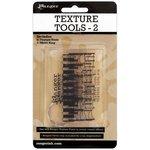 Ranger Ink - Texture Tools 2 - 6 Piece Set
