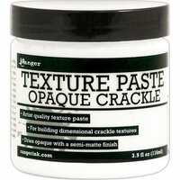 Ranger Ink - Texture Paste - Opaque Crackle