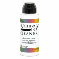 Ranger Ink - Archival Ink Cleaner - 2 Ounces