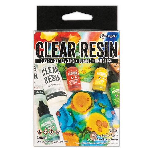 Ranger Ink - Clear Resin Kit