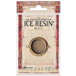 Ranger Ink - ICE Resin - Milan Bezels - Circle - Medium - Antique Bronze